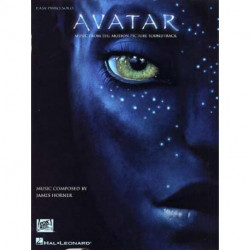 AVATAR EASY PIANO SOLO HORNER JAMES