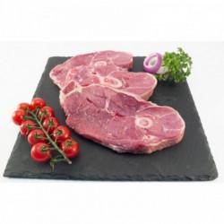 1 tranche de gigot d'agneau - 180 g