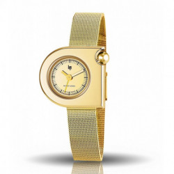 Montre LIP MACH 200 Marquise Gold 671105