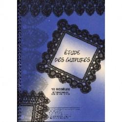 Catalogue Etudes des Guipures