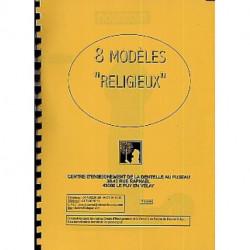 Catalogue 8 modèles Religieux