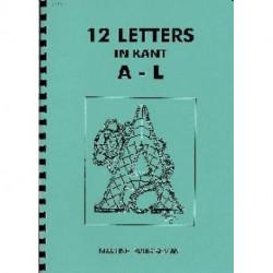 Catalogue n°15 Lettres A.L