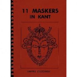 Catalogue n°17 Les Masques