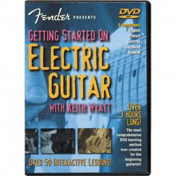FENDER - Méthode DVD - ELECTRIC GUITAR