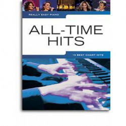 REALLY EASY PIANO ALL TIME HITS 19