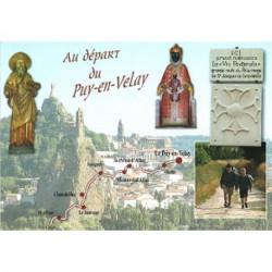 """Carte postale """"Le Puy en Velay"""""""