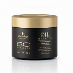 Masque scintillant Oil Miracle.