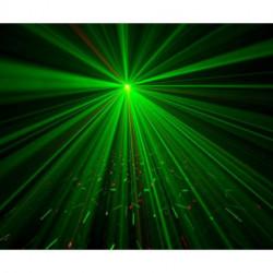 Mini laser RGX 2.0 CHAUVET à télécommande