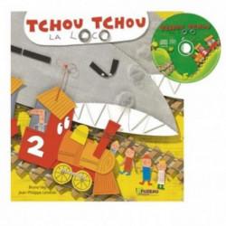 Tchou Tchou La Loco fuzeau