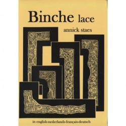 "Livre "" Binche Lace mokka """