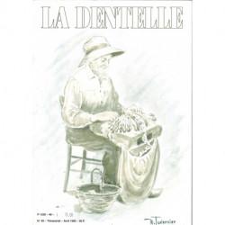 """Revue """"La Dentelle"""" n°49"""