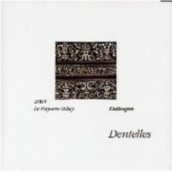 """Livre """"Colloque Dentelles 2001"""""""