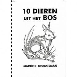 """Catalogue n°10 """"Les Animaux de la Forêt"""""""