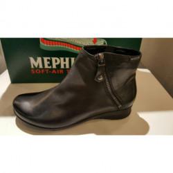 MEPHISTO des boot's ou bottines confortables pour Femme FILIPINA cuir noir