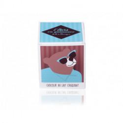 Boîte d'oursons guimauve chocolat lait 230g
