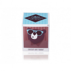 Boîte oursons chocolat noir 230 g