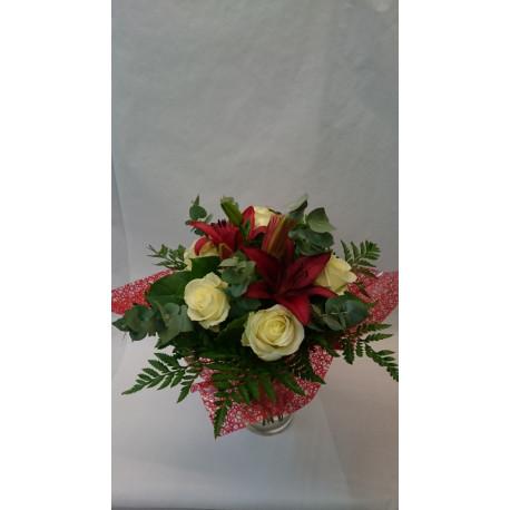 """Bouquet """"Présence"""""""