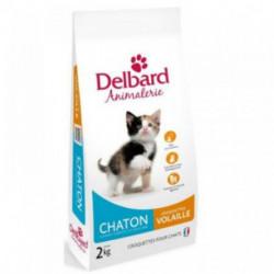 CROQUETTES DELBARD CHATON 2KG