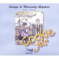 cookie jar livre pedagogique l'anglais en chantant LUGDIVINE
