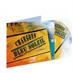 CD AUDIO CHANSONS BLEU SOLEIL LUGDIVINE