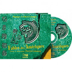 FABLES DES AMERIQUES cd audio LUGDIVINE