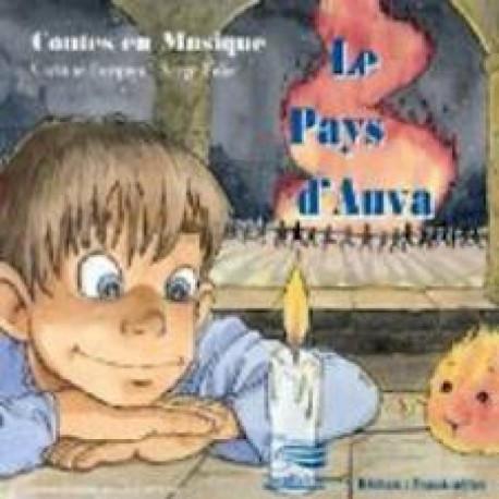 LE PAYS D'AUVA livre et CD