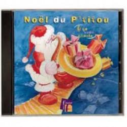 CD NOEL DU P'TITOU - FUZEAU