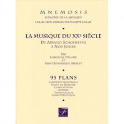 LA MUSIQUE DU XXè siècle - MNEMOSIS - fuzeau - mémoire de la musique