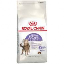 CROQUETTES APPETITE CONTROL STERILISED 400G ROYAL CANIN