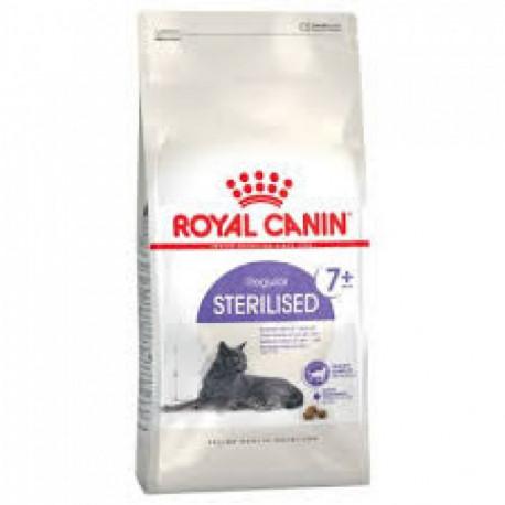 CROQUETTES STERILISED 7+ 1.5KG ROYAL CANIN