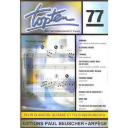 TOP TEN 77 COMPILATION VARIETES TOUS INSTRUMENTS