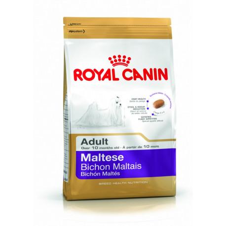 CROQUETTES BICHON MALTAIS ADULTE ROYAL CANIN 1.5 KG