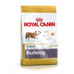 CROQUETTES BULLDOG ADULTE ROYAL CANIN 3 KG