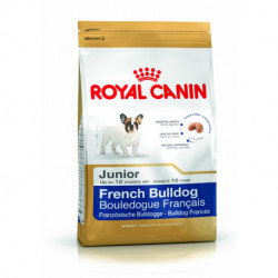 CROQUETTES BOULEDOGUE FRANCAIS JUNIOR ROYAL CANIN 3KG