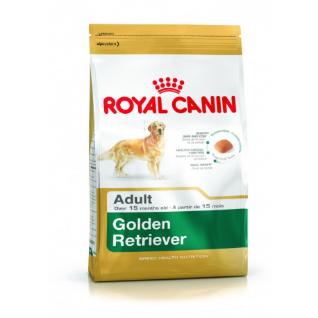 CROQUETTES GOLDEN RETRIEVER ADULTE ROYAL CANIN