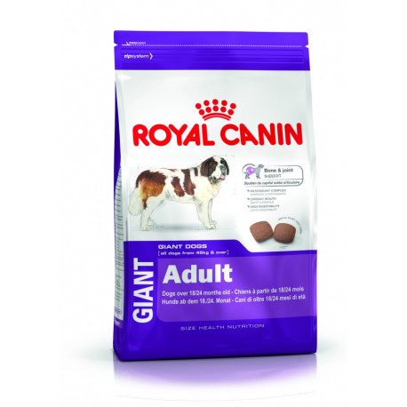 CROQUETTES GIANT ADULT ROYAL CANIN