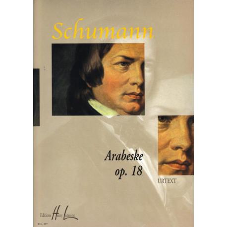 Schumann - Arabesque op.18