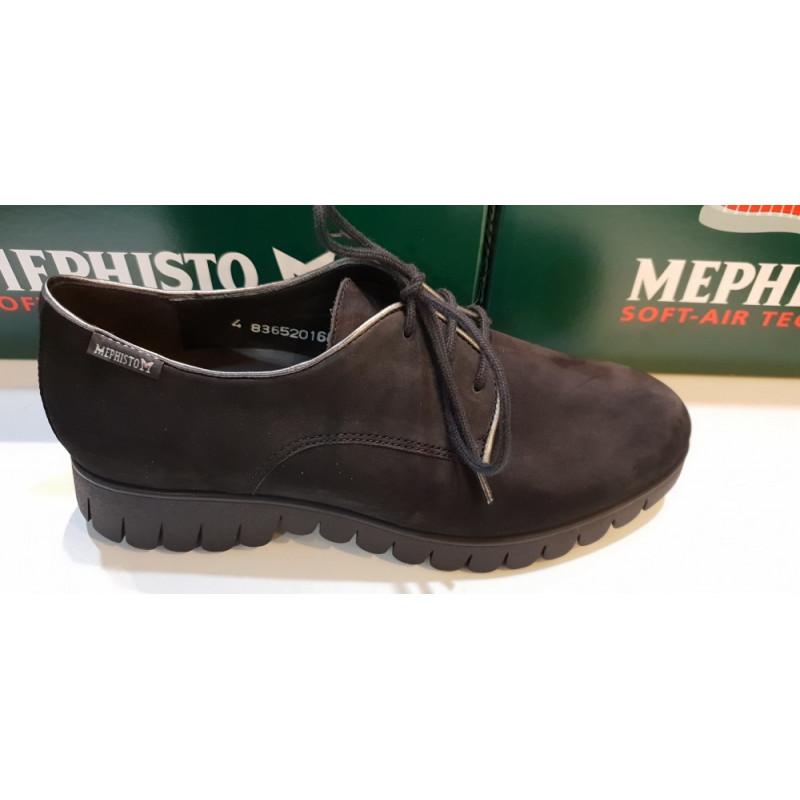 Mephisto Femme Loreen Nubuck Chaussures