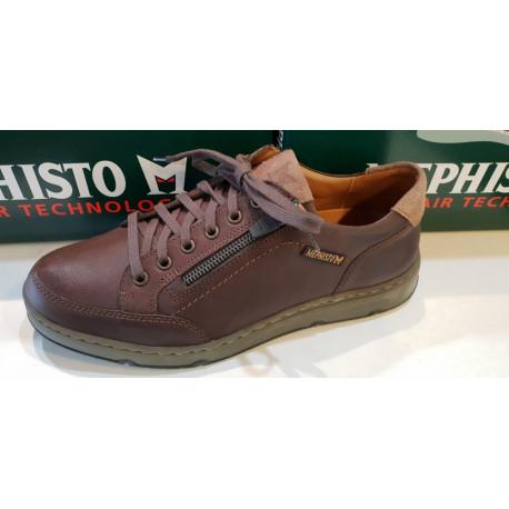 Chaussures À Lacets Mephisto Homme Basket Confortables sQdthrC