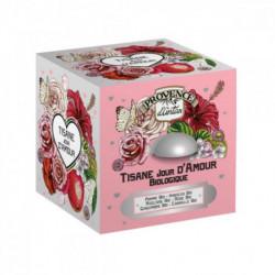 Provence d'Antan 'Tisane Bio Jour d'Amour''