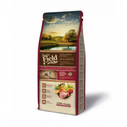 Croquettes Chien Pauvre en céréales Sam's Field Fresh Adult Medium Chicken & Potato Sac de 2.5 ou 13 kg