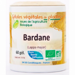 Bardane - Gélules de plantes Bio Phytofrance