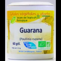 Guarana - Gélules de plantes Bio Phytofrance