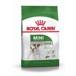 Croquettes Chien Royal Canin Mini Adult Sac de 2, 4 ou 8kg