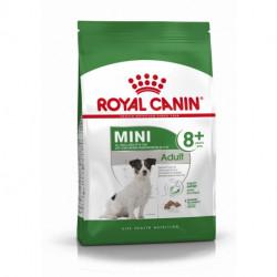 Croquettes Chien Royal Canin Mini Adult 8+ Sac de 2, 4 ou 8kg