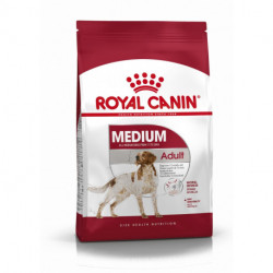 Croquettes Chien Royal Canin Adult Medium sac de 4 ou 15 kg