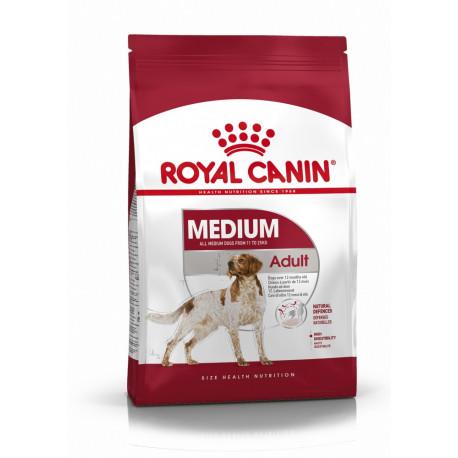 Croquettes Chien Royal Canin Adult Medium sac de 4 ou 15 kg