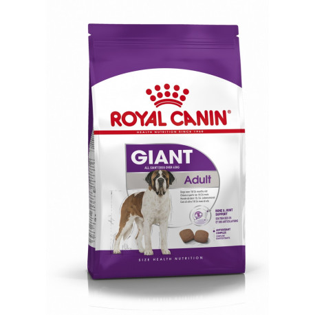 Croquettes Chien Royal Canin Giant Adult Sac de 15 kg