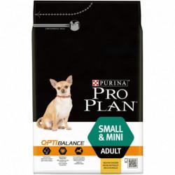 Croquettes Chien Pro Plan Small & Mini Adult Sac de 3 kg