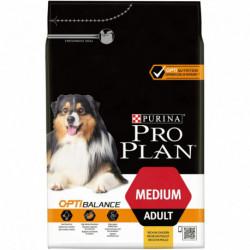 Croquettes Chien Pro Plan Adult Medium Sacs de 3, 7 et 14 kg